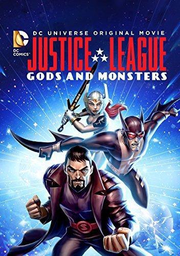 Baixar Liga da Justiça: Deuses e Monstros Dublado