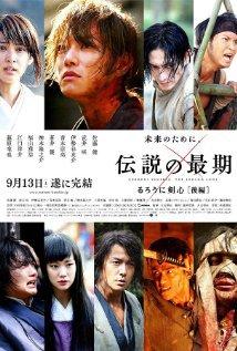 Baixar Samurai X 3: O Fim de Uma Lenda Dublado