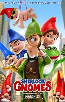 Baixar Sherlock Gnomes e o Mistério do Jardim Dublado