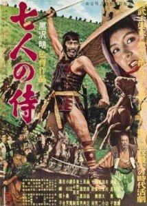 Baixar Os Sete Samurais Dublado