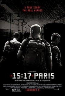 Baixar 15h17: Trem para Paris Dublado