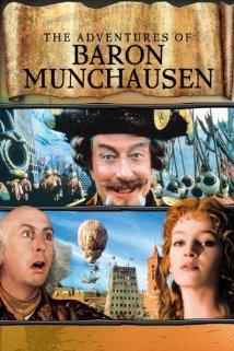 Baixar As Aventuras do Barão de Münchausen Dublado