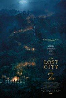 Baixar Z: A Cidade Perdida Dublado