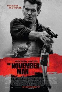 Baixar November Man: Um Espião Nunca Morre Dublado