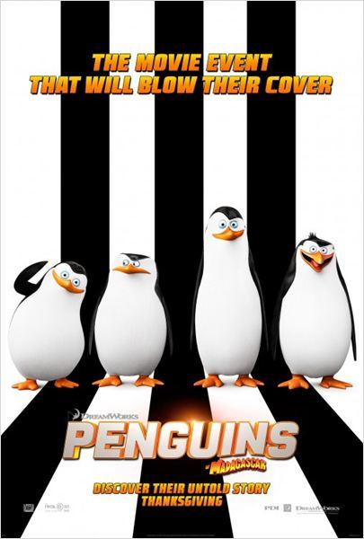 Baixar Os Pinguins de Madagascar Dublado
